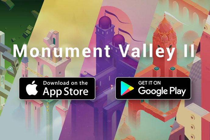 Mobile phone game Monument Valley