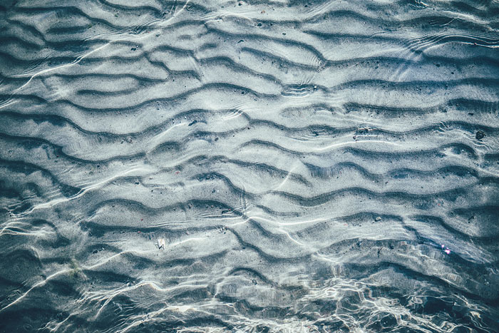 ima183060, Rippled sand under water